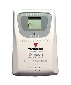 Portable Security Temperature/Humidity Sensor