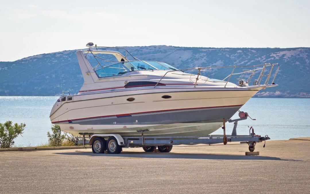 Boat Trailer Theft Prevention
