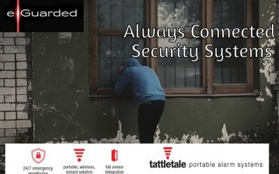 eGuarded's Unbeatable Security System