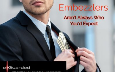 Embezzlers, Aren't Always Who You'd Expect