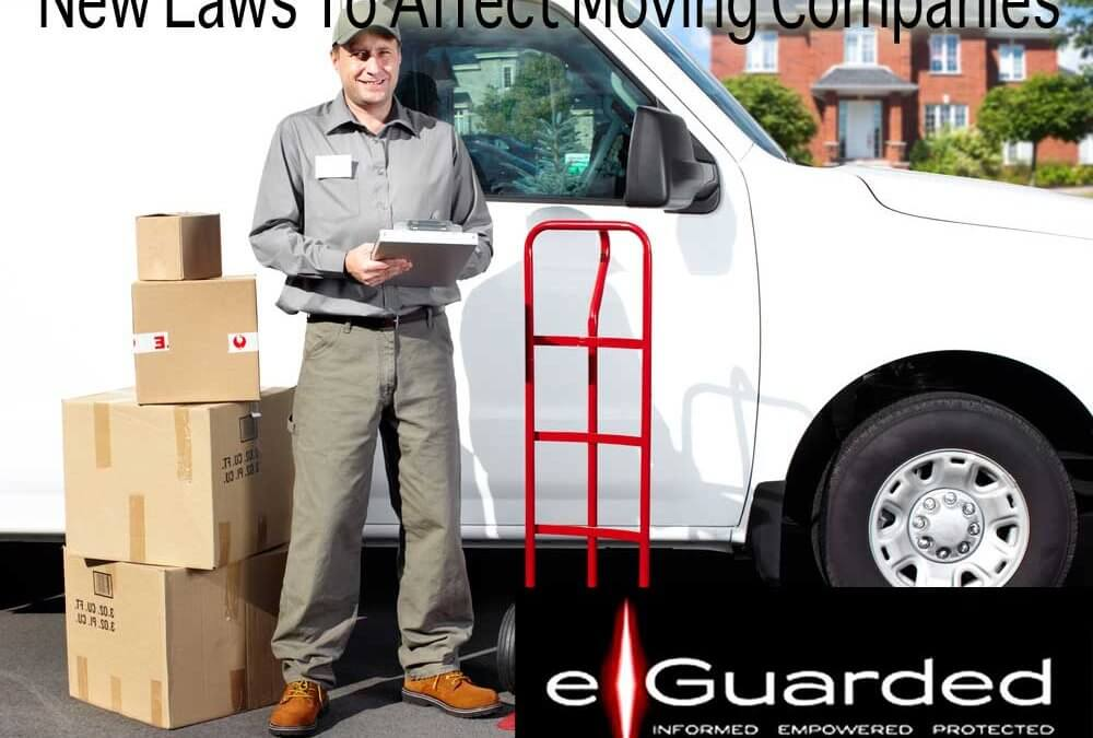 Time is Running Out: New Law Effecting Moving Companies